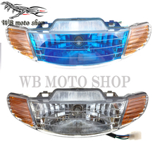 Motorcycle-Lights Scooter Honda for DIO 50cc ZX Af34/Af34.5/Motorcycle/Scooter White