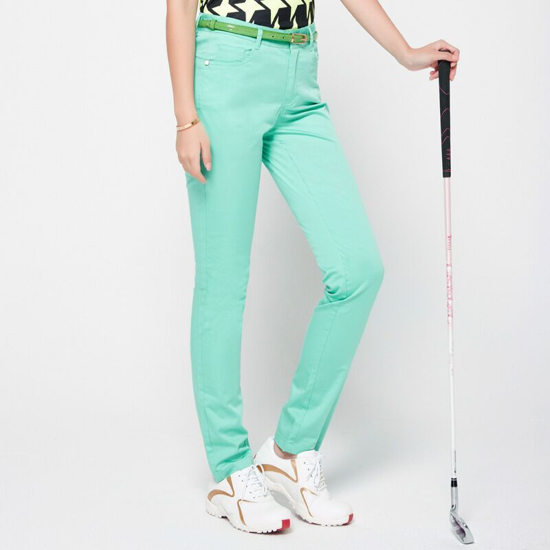 2018 Limited Jl Golf Pants Ms. England Grid Pattern Nohavice Kraťasy - Sportovní oblečení a doplňky - Fotografie 5
