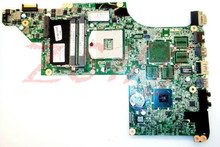 цены на for HP DV6 DV6-4052NR DV6-4053CA DV6-4000 laptop motherboard 633555-001 DA0LX3MB8F0 DDR3 Free Shipping 100% test ok  в интернет-магазинах