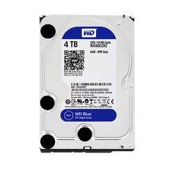 WD40EZRZ 4tb niebieski dysku pulpitu mechaniczne dysk twardy western digital dysk twardy SATA do przechowywania 4500 obr/min SATA 6 Gb/s 64MB