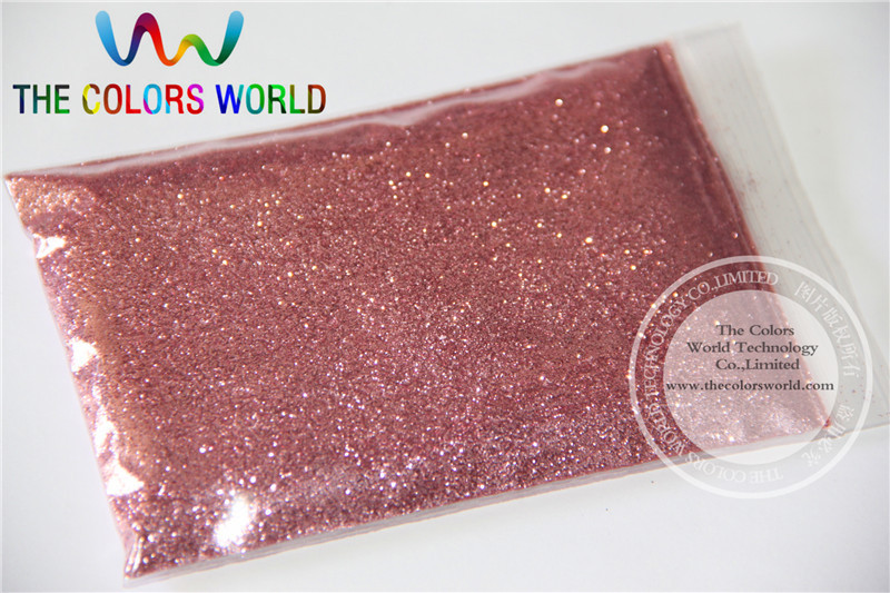 B0900 Dark pink Color Glitter powder -0.2MM glitter dust dazzling glitter powder,DIY Flash powder