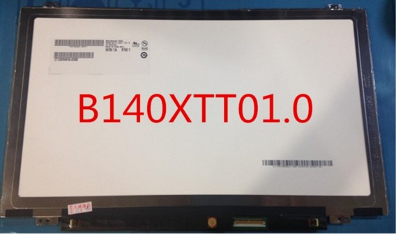 ФОТО Free shipping Brand New LCD Screen For Lenovo S410P S400 S415Touch with Touch Screen For S400 S415Touch B140XTT01.0