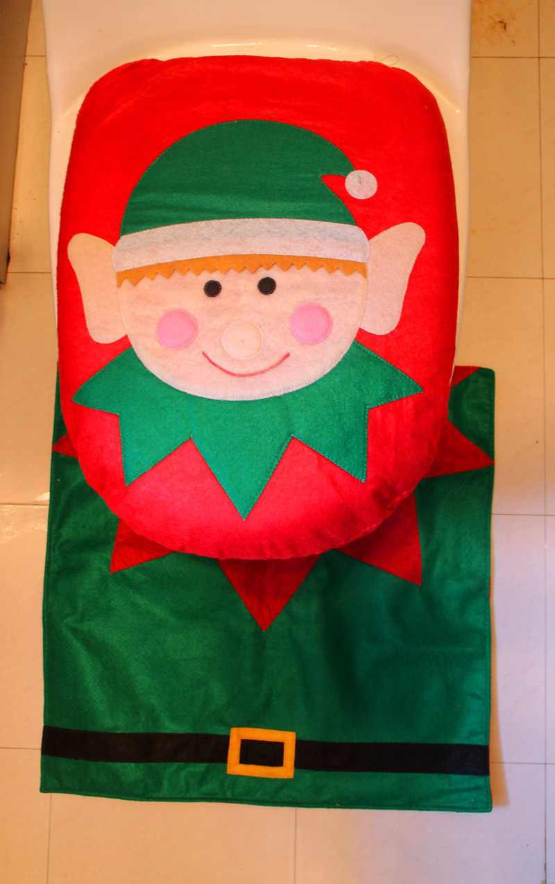New Best Happy Santa Toilet Seat Cover   Rug Bathroom Set Christmas  Decorations China  Popular Best Toilet Seat Buy Cheap Best Toilet Seat lots from  . Best Toilet Seat Cover. Home Design Ideas