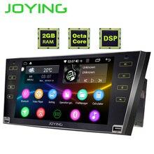 JOYING 2 DIN Авторадио Android 8,1 9 дюймов HD сенсорный экран Восьмиядерный DSP поддержка сплит-экран 2 Гб ram для Camry/Aurion 2007-2011