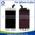 Grade AAA quality For iPhone 6 Plus LCD Display+touch screen digitizer assembly for iphone 6P repair part