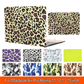 """Printed Frosted Surface hard Cover Case For Macbook Air 11"""" 12'' 13"""" Pro 13"""" 15"""" Pro Retina 13"""" 15"""" Laptop Case"""