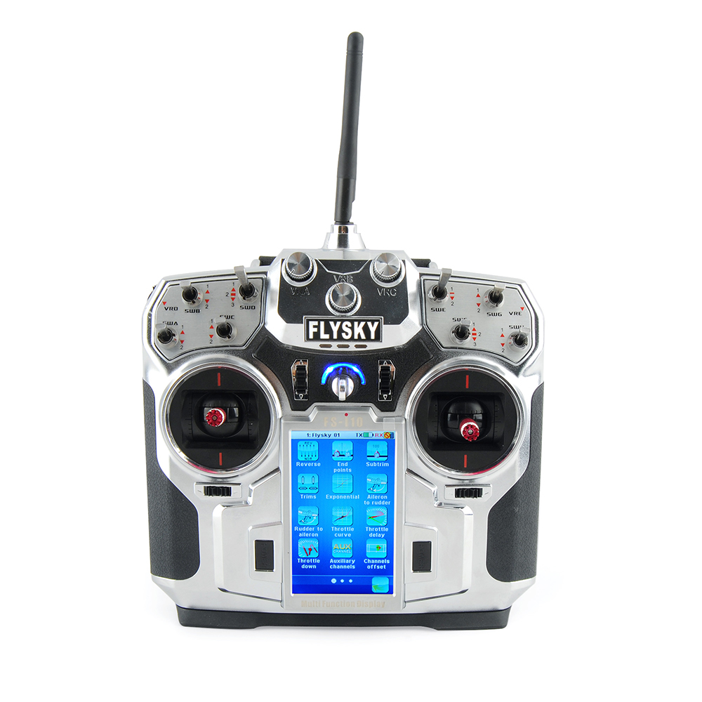 Flysky FS-IA10B Receiver FS-i10 Transmitter 2.4G 10CH Receiver For RC Quadcopter drop shipping Lahore