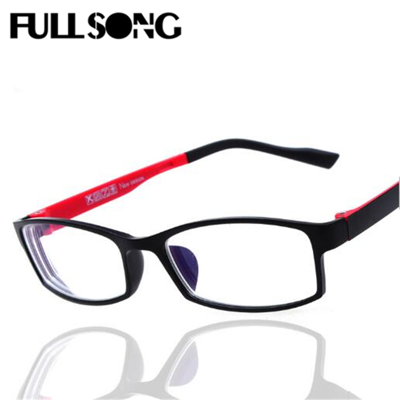 fullsong fashion students myopia glasses degree diopter