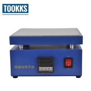 UYUE 946C estación de precalentamiento de placa caliente electrónica para PCB, trabajo de calefacción SMD teléfono LCD pantalla táctil Reparación de teléfono separado