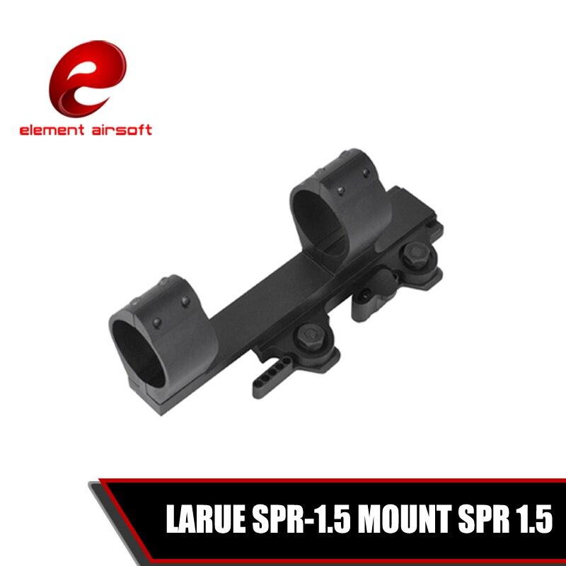 LARUE SPR-1.5 MONTAGE SPR 1.5 ak 47 AK-47 ar15 bipied pour fusil picatinny rail portée montage sks optique vue g36 accessoires EX033