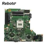 Placa base Original de alta calidad para ordenador portátil MSI GP60 CX60 CX61, MS-16GD1 REV: 1,1 HM86 PGA947 GT740M, 2GB, 100%, probado, envío rápido