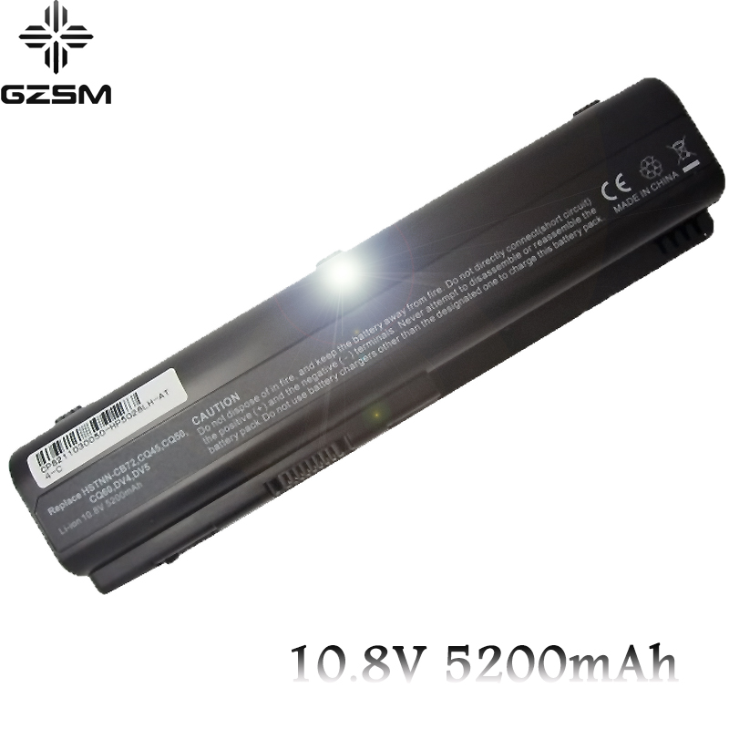 GZSM Laptop Battery WD549AA For HP NBP6A174B1 battery for laptop HSTNN XB0W HSTNN I78C HSTNN CB0W HSTNN CBOW battery in Laptop Batteries from Computer Office