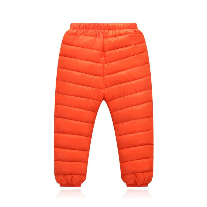2b7e4421a DIMUSI Winter Boy s Pants Girl s Cotton Thick Warm Sweatpants ...