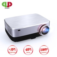 Powerful Projector Full HD SV 428 Led Projector 4k 1080p 1280*800 Android 6.0 Business&Home Cinema Theater Beamer LCD Projector