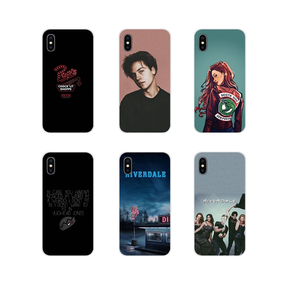 Phone-Cases-Covers Tv-Riverdale-Accessories American Redmi Xiaomi Mi6 Pocophone F1 Note-5
