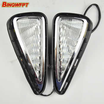 Led daytime running lamp for Toyota Camry 2015 2016 turn signal drl car styling light - DISCOUNT ITEM  22% OFF All Category