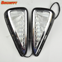 Led Daytime Running Lamp For Toyota Camry 2015 Turn Signal Drl Car Styling Light