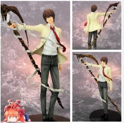 NEW hot 18cm Death Note Yagami Light Killer <font><b>action</b></font> figure toys collection Christmas gift no box