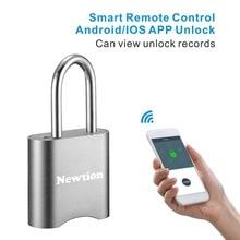 M Electronic Digital Password Lock Smart Lock App Bluetooth Padlock Gym Dormitory Door Lock P65 Waterproof And Dustproof