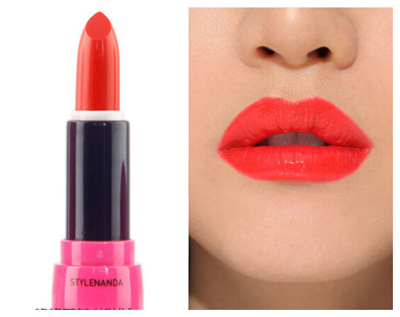 Hot Sale 1Pcs Lipstick High Quality Red Color Lipstick -5525
