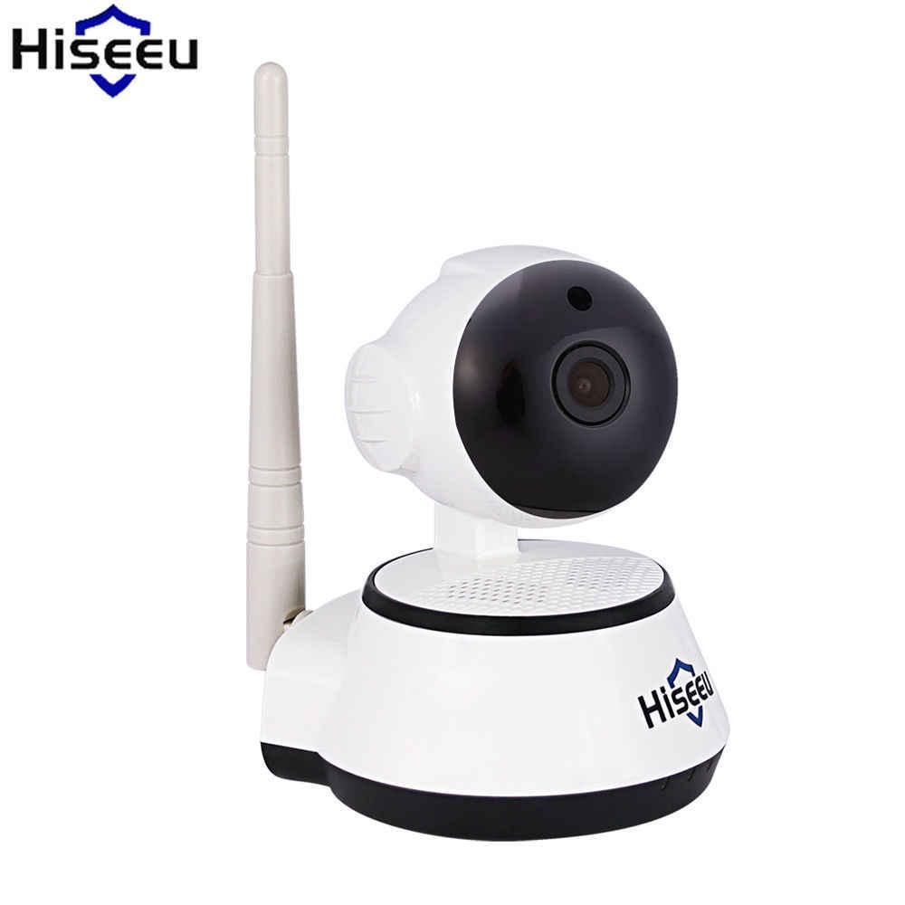 FH2A домашняя ip-камера безопасности Детский монитор HD мини камера 720 P смарт-камера с Wi-Fi аудио запись камеры наблюдения 39