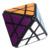Lanlan 4-Layer Octaedro Cubo Mágico Negro Venta Caliente Educativos Juguete Curvas para Niños cubo mágico Envío Gratis