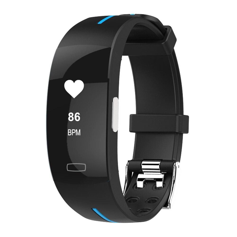 Hangrui P3 Heart Rate Tracker PPG ECG Smart Bracelet Blood Pressure Fitness Tracker Wristband Waterproof Sport Watch Wrist band (23)
