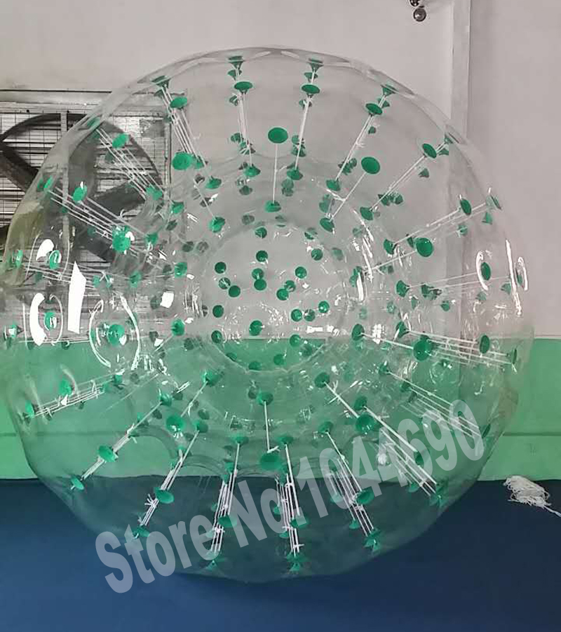 cheap price inflatable bumper ball zorb ball body ball water ball 2.5m zorb ball for sell