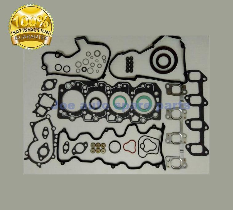 2c Engine Full Gasket Set Kit For Toyota Toyota Corolla  Starlet  Tercel 04111 64050 0411164050 On