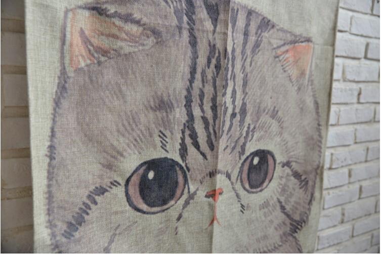 Curtains Ideas cat curtains kitchen : Aliexpress.com : Buy Cute Kitchen Curtains Cat Kids Curtains Room ...