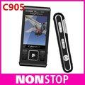 Разблокирована оригинальный Sony Ericsson c905 C905 Мобильных телефонов Бесплатная доставка