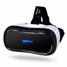 BESTFACE All in one VR Virtual Reality Glasses 3D Headset Quad-core 5.5 Inches 1080P Immersive for PC/TV bluetooth accept