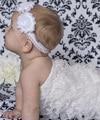 2015 niños del bebé de encaje blanco niña conjunto mameluco del petti del mameluco del mameluco de la venta caliente ropa de los niños