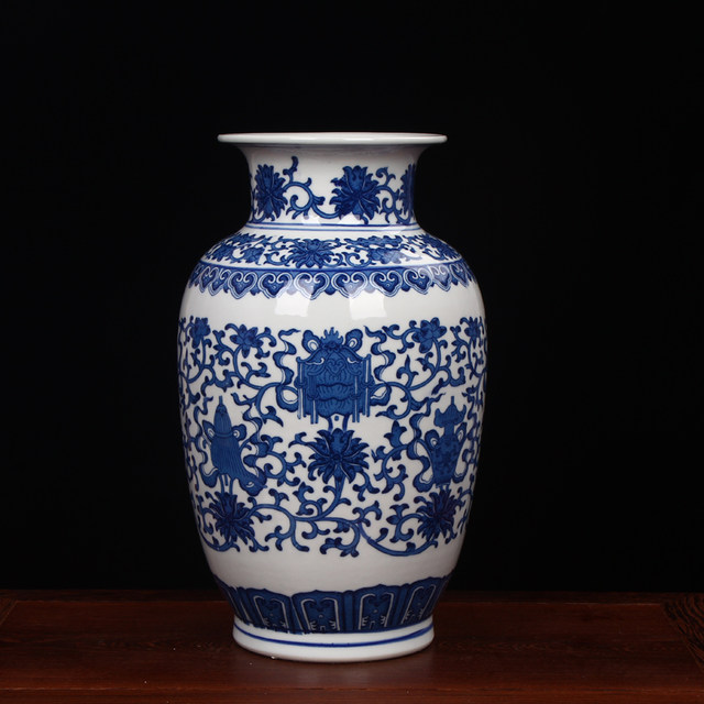 Online Shop Jingdezhen Porcelain Vase Chinese Ceramic Vase China