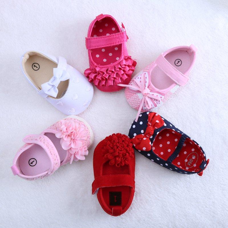 baby sko pige nyfødte prinsesse toddler mary jane sko mærke sko baby komfortable bløde piger størrelse 11,12,13cm R2173