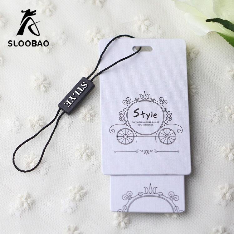Free shipping 1000pcs lot custom printed fashion hangtag clothing hang tag customized hang tags for clothing