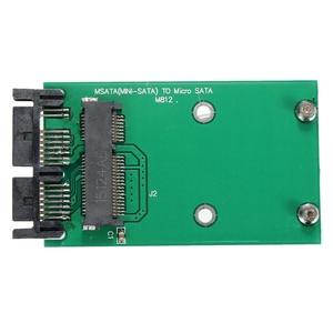 Image 3 - Mini Pci E mSATA SSD Da 1.8 pollici Micro SATA Convertitore Delladattatore Della Carta di Bordo del Modulo