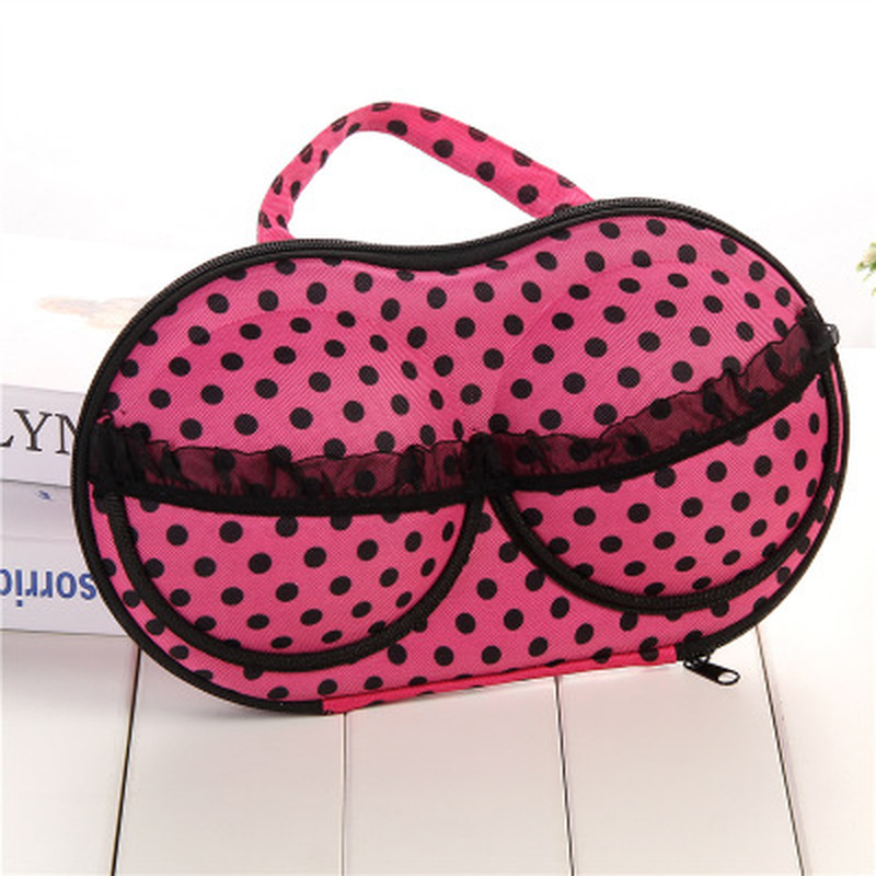 Bra Organizer Container Underwear Case Travel Portable Storage Bag Box Protect