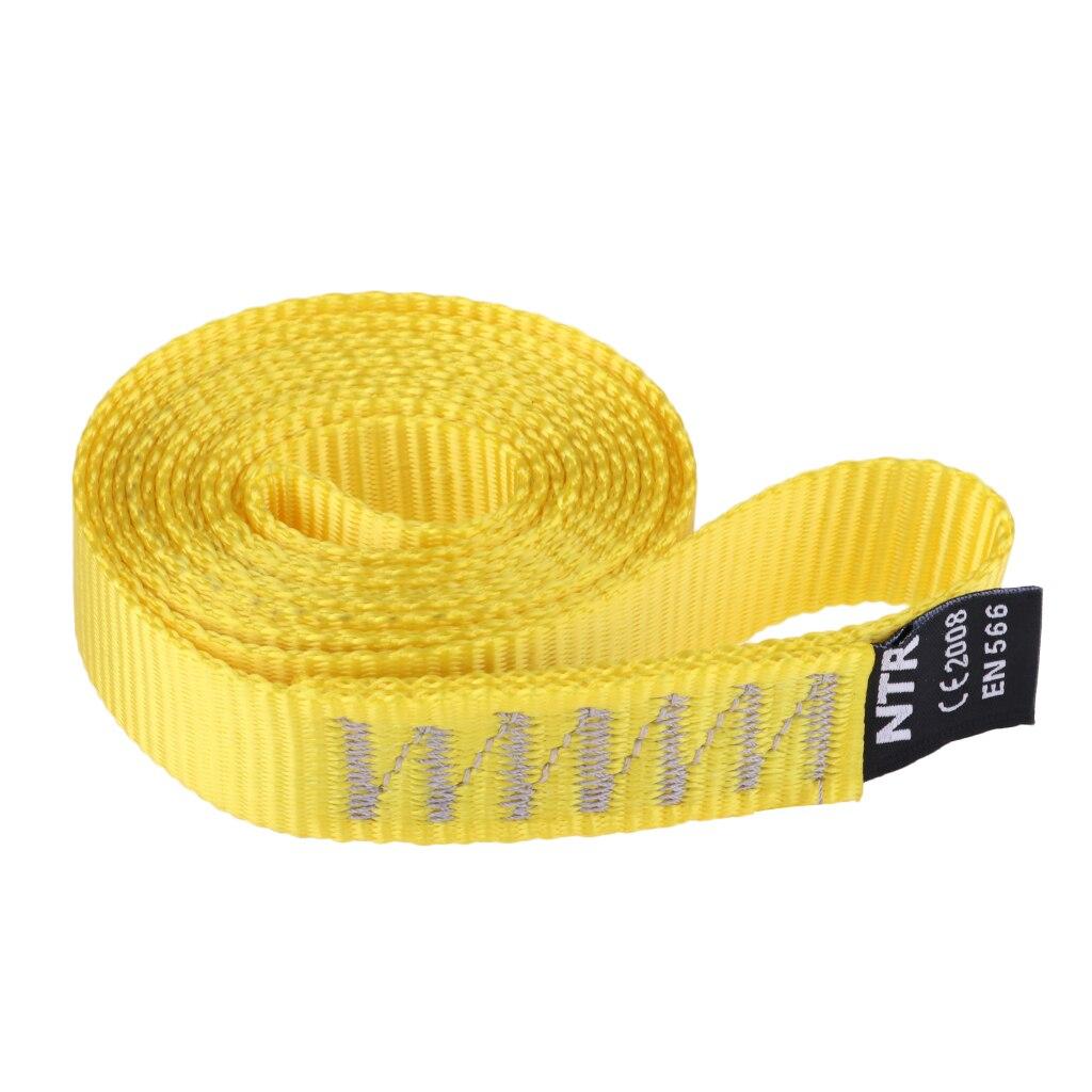 corda de cinto nylon para escalada 04