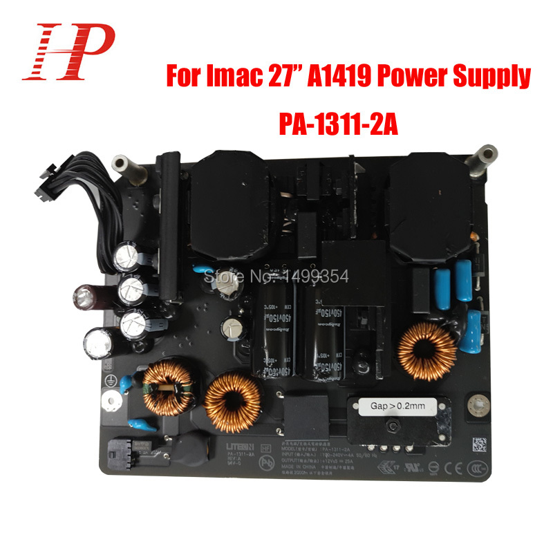 New PA-1311-2A Power Source Power Supplies For Apple Imac 27'' A1419  Tested 100% Before Shipping