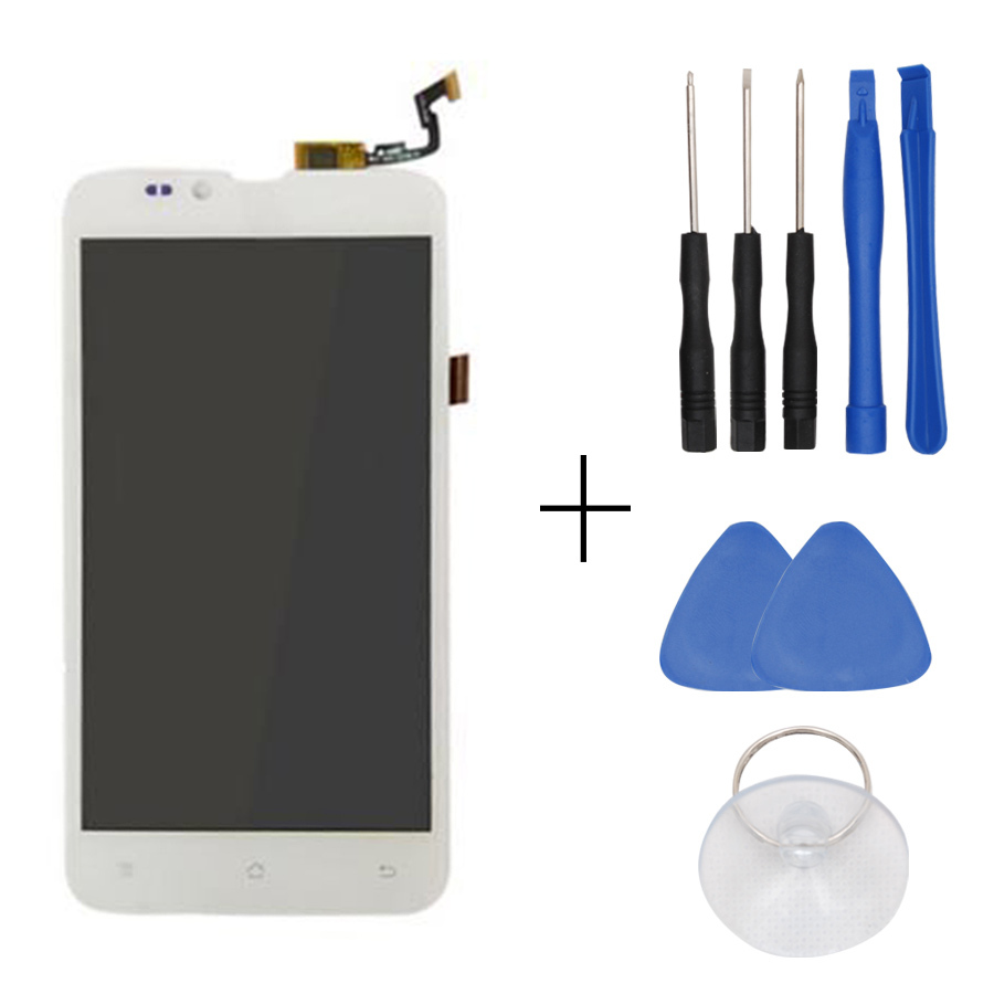 In Stock Original For BLU Dash 5.5 Smartphone LCD Display And Touch Screen Assembly Free Shipping + Tools + Track Number