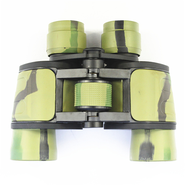 Free Shipping 2015 New 8x40 military mini font b binoculars b font and telescope camouflage color
