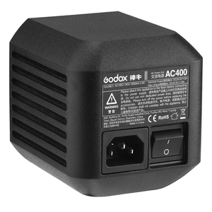 Image 4 - Godox AC400 AC Power Unit Bron Adapter met Kabel voor AD400PRO