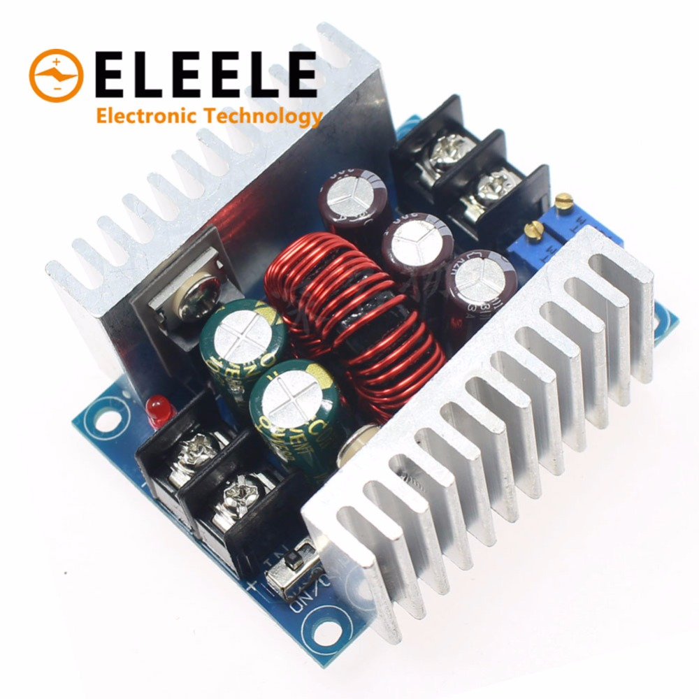 300W 20A DC-DC Buck Converter Step-down Module Constant Current LED Driver Power Step Down Voltage Module pn35