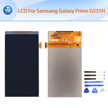 LCD For Samsung galaxy Core Prime G531 G531H G531F LCD display screen 5 inch pantalla black free tools