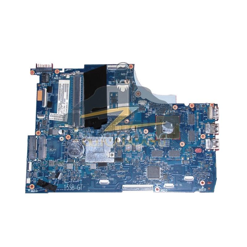720569-501 for HP Envy 15-J laptop motherboard HM87 gt750M DDR3L 746451 501 746451 001 for hp 17 j series laptop motherboard pga947 ddr3 hm87 tested working