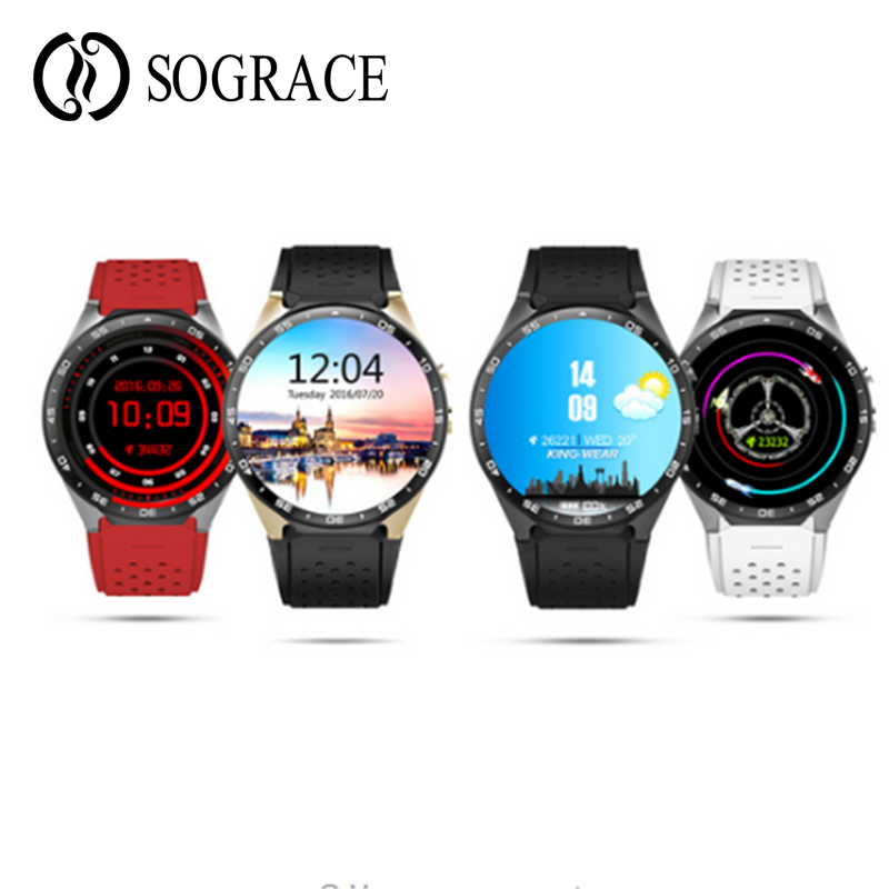 In Stock KW88 1.39 inch Smart Watch KW88 Android 5.1 MTK6580 SmartWatch 3G Bluetooth GPS 2.0MP Camera Heart Rate Monitor Phone volemer kw88 3g wifi smartwatch cell phone all in one bluetooth smart watch android 5 1 sim card gps camera heart rate monitor