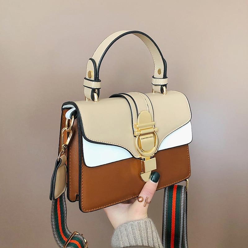 Satchels Luxury Messenger Bag Women Bag Designer 2018 Crossbody Bag Women Shoulder Bag Handbag Women Famous Brand Ladies