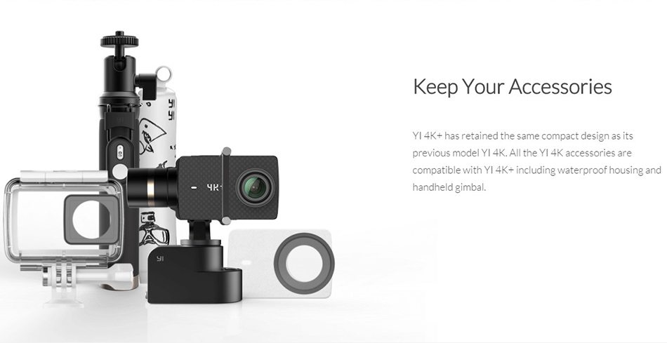 XIAOYI YI 4K+ ACTION SPORTS CAMERA 11