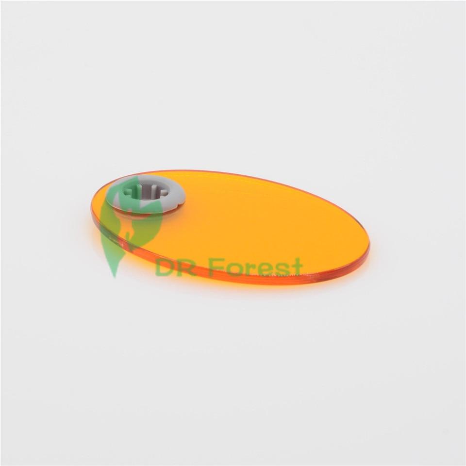 1Pc Dentist Curing Light Lamp Shield Plate Shade Board Light Hood